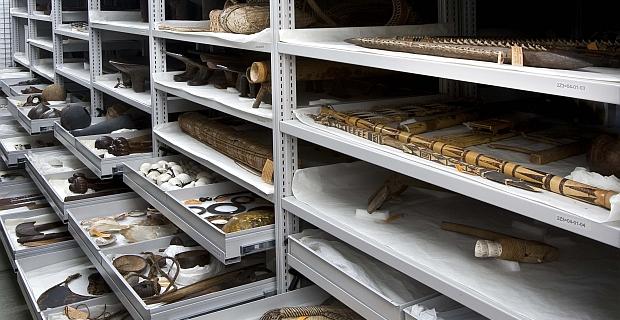 Die sammlungen museum f nf kontinente for Depot laden
